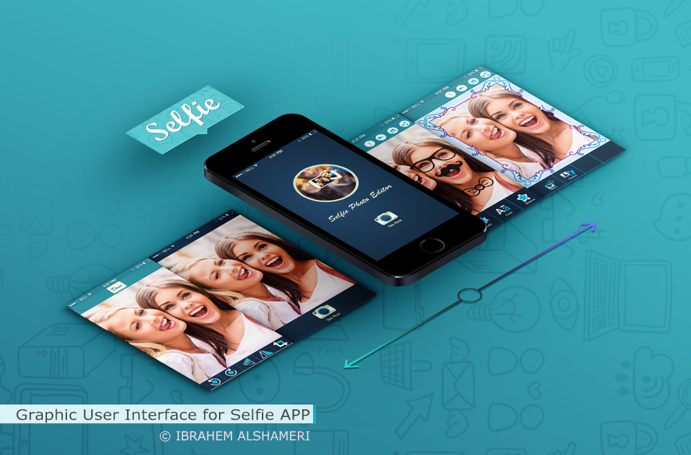 Graphic-User-Interface-for-Selfie-APP2